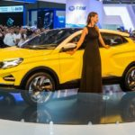 Лада Х-КОД — Концепт превращается в элегантный автомобиль