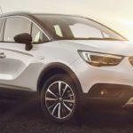 Opel Crossland X 2017-2018 — Новый кроссовер от Опеля