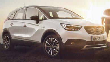 На фото: Opel Crossland