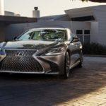 Lexus LS 2018 — Японский самурай в новом обличии