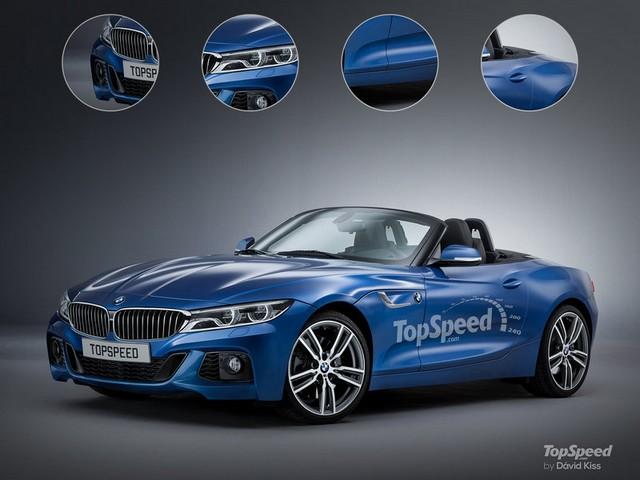 Новый Z5 от BMW