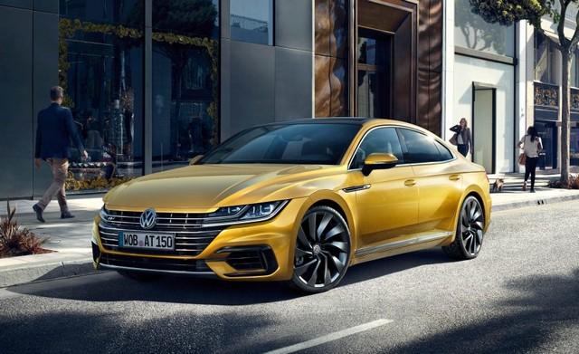 Новый флагман компании Volkswagen