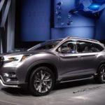 Subaru Ascent 2018 — Семиместный гигант от японцев