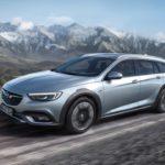Opel Insignia Country Tourer 2018 — Воплощение индивидуальности