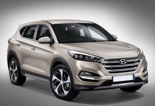 Новый компактный SUV от корейской компании