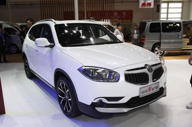 Китайский БМВ Икс 1 за 750 000