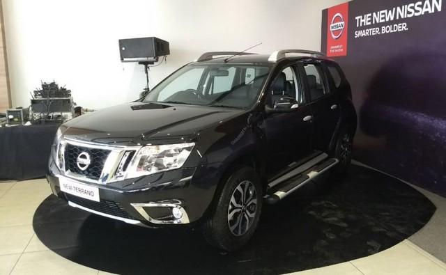 Nissan Terrano от 900 тысяч
