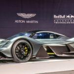 Aston Martin Valkyrie — Английский гиперкар