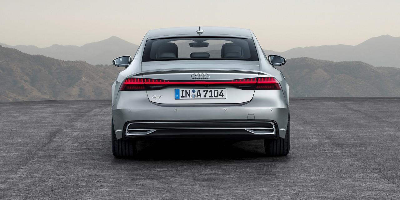 2019 Audi A7