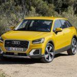 Audi Q2 2019 — Эх молодёжь!
