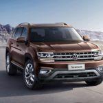 Volkswagen Teramont 2019 — Самый большой VW