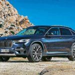 BMW X8 — Заполняем нишу больших авто