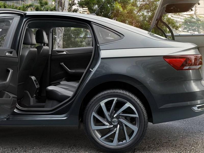 крыло VW Polo 2019