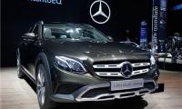 Mercedes all terrain 10