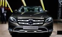 Mercedes all terrain 3
