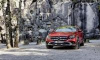 Mercedes all terrain 9
