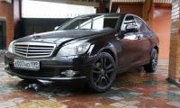 W204 Mercedes-Benz 17