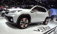 2017 2018 Subaru Forester Is New 2016 2017 Subaru Viziv Future for 2018 Subaru Outback a new design
