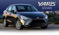 Тойота Ярис седан 5