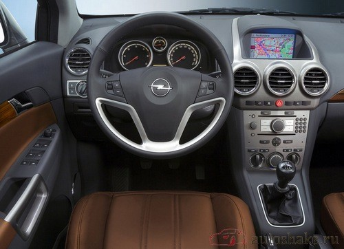 Opel Antara 2015