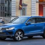 Обзор Volkswagen Touareg 2016 года в новом кузове