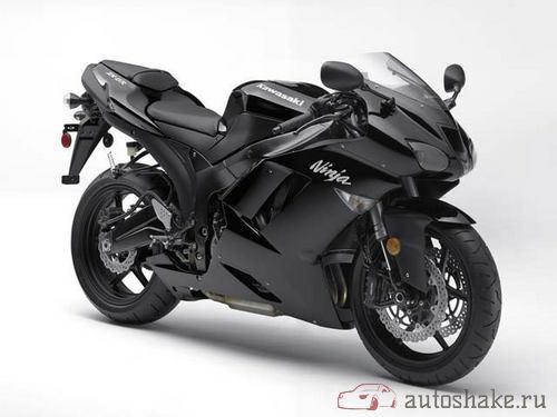 Кавасаки Ниндзя мотоцикл