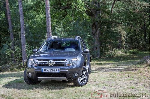 Renault Duster технические характеристики автомобиля