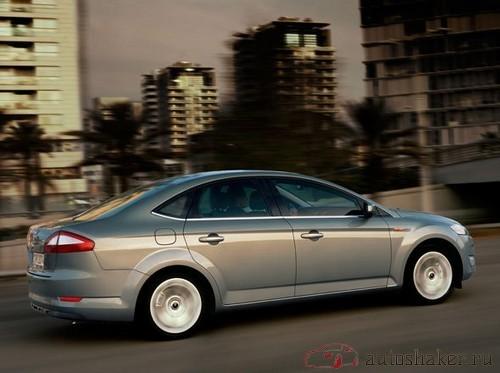 форд мондео 4 2010 года