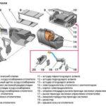 Ремонт печки радиатора ВАЗ 2110