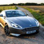 Aston Martin DB9 – Скрытая мощь полутысячи лошадей!