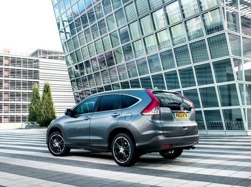 Хонда СРВ 2015 тест-драйв