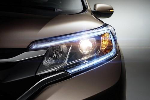 Хонда СРВ 2015 Рестайлинг
