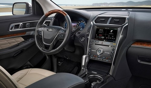форд эксплорер 2016 характеристики