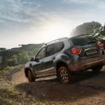 Nissan Terrano 2016-2017  – Тиран и деспот на дороге .