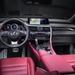 Лексус RX 350 2016-2017- Новая модель 4-го поколения.