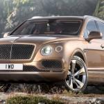 Bentley Bentayga – Новое слово в премиум SUV.