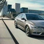 Renault Talisman 2016-2017, больше чем Passat