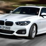 "BMW 1 серии (F20) – ""Прищурилась после рестайла"""