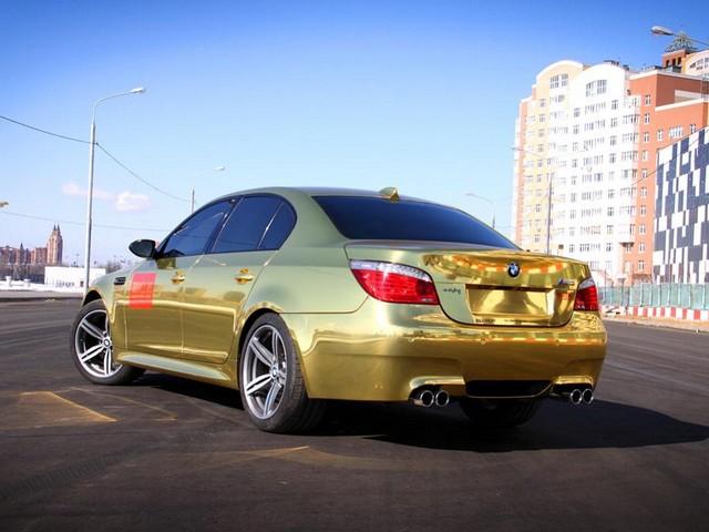М5 золотая