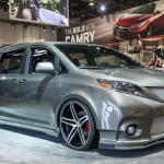 Тойота Сиенна 2017 – Альфа среди минивэнов