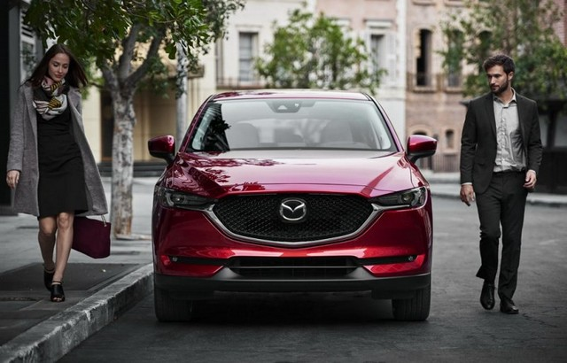 новинка от Mazda
