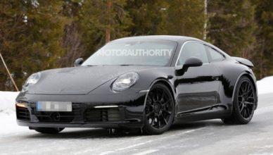 Porsche 911 версия Турбо С