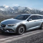 Opel Insignia Country Tourer 2018 – Воплощение индивидуальности