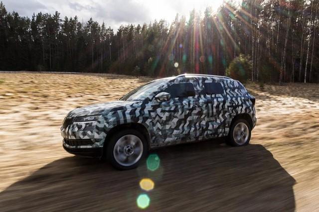 Новый автомобиль чешского производителя