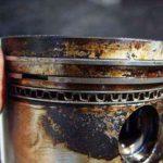 Как раскоксовать маслосъемные кольца?