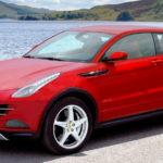 Кроссовер Феррари – Теперь и суперкары SUV